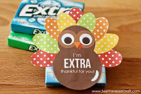 thanksgiving thankful turkey printable gift tag see