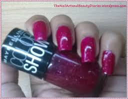 maybelline color show velvet wine nail polish review the nail