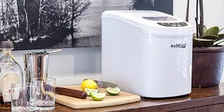 11 common questions about portable ice makers