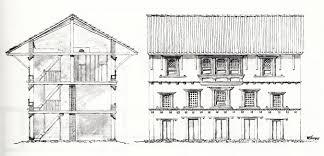 traditional newari house newari architecture pinterest