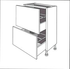 profondeur meuble cuisine meuble cuisine profondeur meuble bas faible profondeur