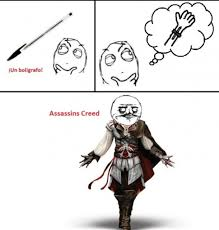 Assassins Creed Memes - assassin s creed meme by anpama05 memedroid