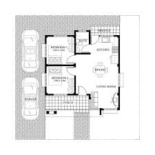 Small House Plans With Photos Elvira Is A Small House Plan With Porch Roofed By A Concrete Deck