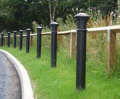 gfc7000 ornamental bollard autopa limited esi external works