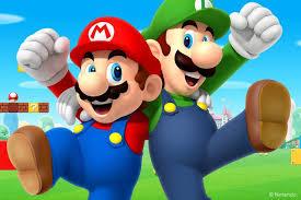 super mario bros original jump man saved video games