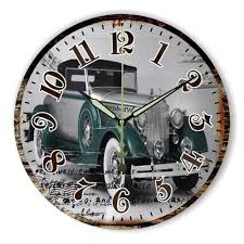 compare prices on clock wall silent online shopping buy low price