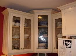 Wall Kitchen Cabinets With Glass Doors Kitchen White Wall Mounted Kitchen Cabinet Doors With Glass