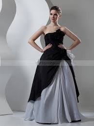 strapless wedding dresses two tone ruched satin and organza strapless wedding dress