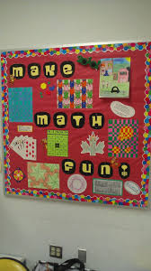 72 best math bulletin boards images on pinterest math
