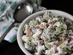 cuisiner du brocoli ces temps ci en cuisine salade de brocoli