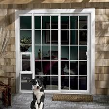 Patio Pacific Pet Door The Patio Pacific Dog Doors For Sliding Glass Doors Is Is A Great
