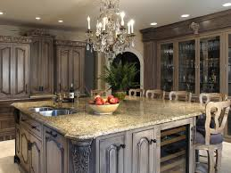 stained wood kitchen cabinets beautiful kitchen islands tile pattern ceramic kitchen backsplash