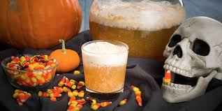 13 halloween punch recipes alcoholic fall punches delish com