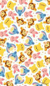 iphone 5 6 wallpaper winnie pooh tigger piglet eeyore