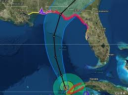 Florida Travel Forecast images Hurricane michael forecast to hit u s gulf coast as a major storm jpg