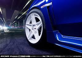 wrx subaru custom subaru wrx sti adv5s m v2 wheels custom gloss white adv 1 wheels