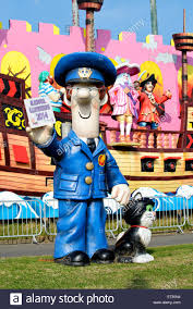 bigger lifesized model postman pat forms