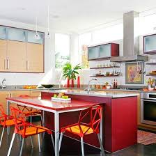 colorful kitchen islands 67 best colored kitchen islands images on kitchens