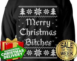 christmas bitches etsy