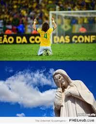 David Luiz Meme - 5 christ the redeemer david luiz meme pmslweb