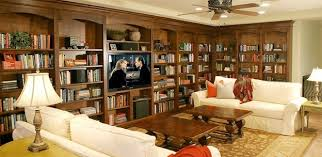 bookcase living room home living room ideas
