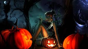 best halloween backgrounds scary pumpkin wallpaper