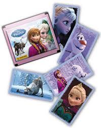 2014 panini frozen stickers boxes album details