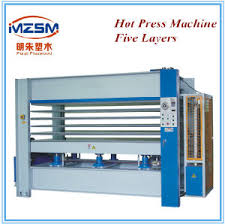 Woodworking Machinery Show China by China Mz100t Model Furniture Hydraulic Cold Press Machine Wood
