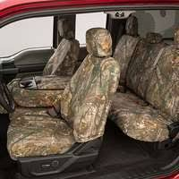 Realtree Bench Seat Covers Carhartt Custom Realtree Camo Seat Covers Covercraft