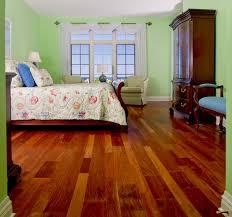 santos mahogany floor