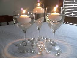 Red And White Centerpieces For Wedding by Best 25 Glass Centerpieces Ideas On Pinterest Table