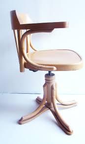 chaise de bureau en bois à chaise bureau americain charles puces privées