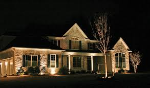 Where To Place Landscape Lighting The Midwest Becomes An Even More Beautiful Place To Live Each Day