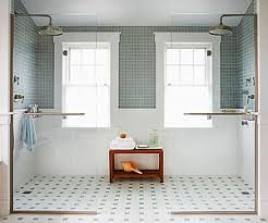 tile floor designs for bathrooms walk in shower ideas