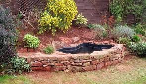 Small Backyard Pond Designs Backyard Landscape Design - Backyard pond designs small