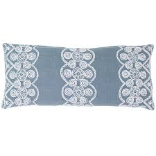 Knot Pillows by French Knot Blue Decorative Pillow The Outlet