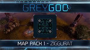 Goo Map Grey Goo Map Pack 1 Ziggurat Youtube
