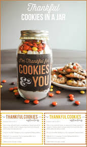 Thanksgiving 2014 Gifts Thankful Cookies In A Jar Capturing Joy With Kristen Duke