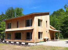building a home in vermont vermont house uses only half a cord of firewood