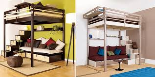 Loft Bunk Beds Bunk Bed With Loft 25 Best Ideas About Loft Bunk Beds On