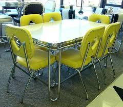 retro kitchen furniture buy vintage kitchen table and chairs at furniture buy vintage