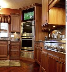 kitchen tv ideas showplace cabinets kitchen traditional kitchen other by