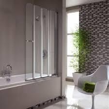 Trackless Bathtub Doors Folding Bathtub Doors Foter
