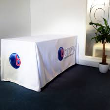 Logo Table Cloth printed table cloths branded u0026 personalised with your logo