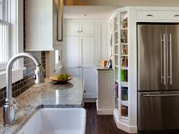 How Tall Are Kitchen Tables by Tall Kitchen Cabinets Pictures Ideas U0026 Tips From Hgtv Hgtv