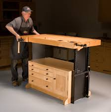 Woodworking Bench Height by 23 Innovative Woodworking Shop Bench Plans Egorlin Com