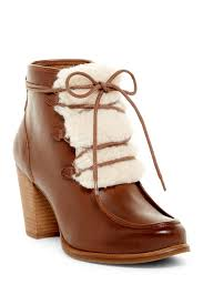 ugg boots australia genuine ugg australia analise genuine shearling boot nordstrom rack