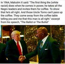 Malcolm X Memes - fake news quotes and facebook meme s about malcom x not before coffee