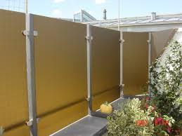 windschutz balkon plexiglas sichtschutz und windschutz klaiber für leipzig dresden