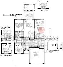bradford floor plan bradford floorplan 1684 sq ft the groves golf and country